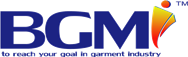 BGMI (Bangladesh Garment Management Training Institute) Logo