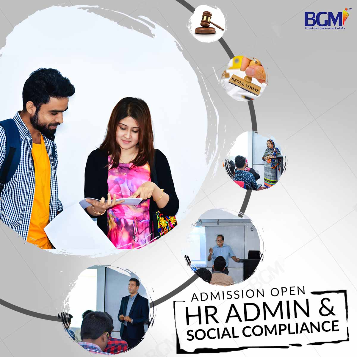 Hr admin and social compliance