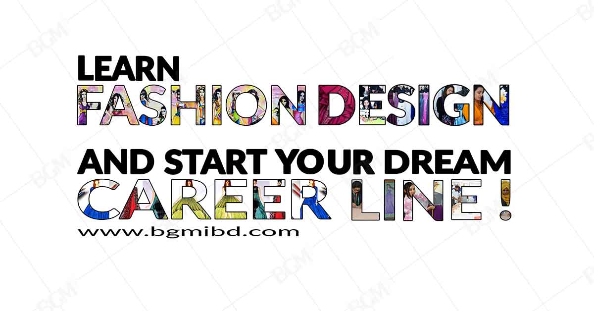 Learn Fashion Design Career