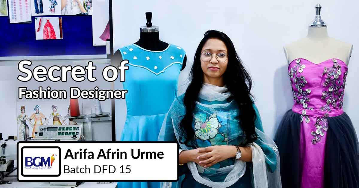 Secret of Fashion Designer